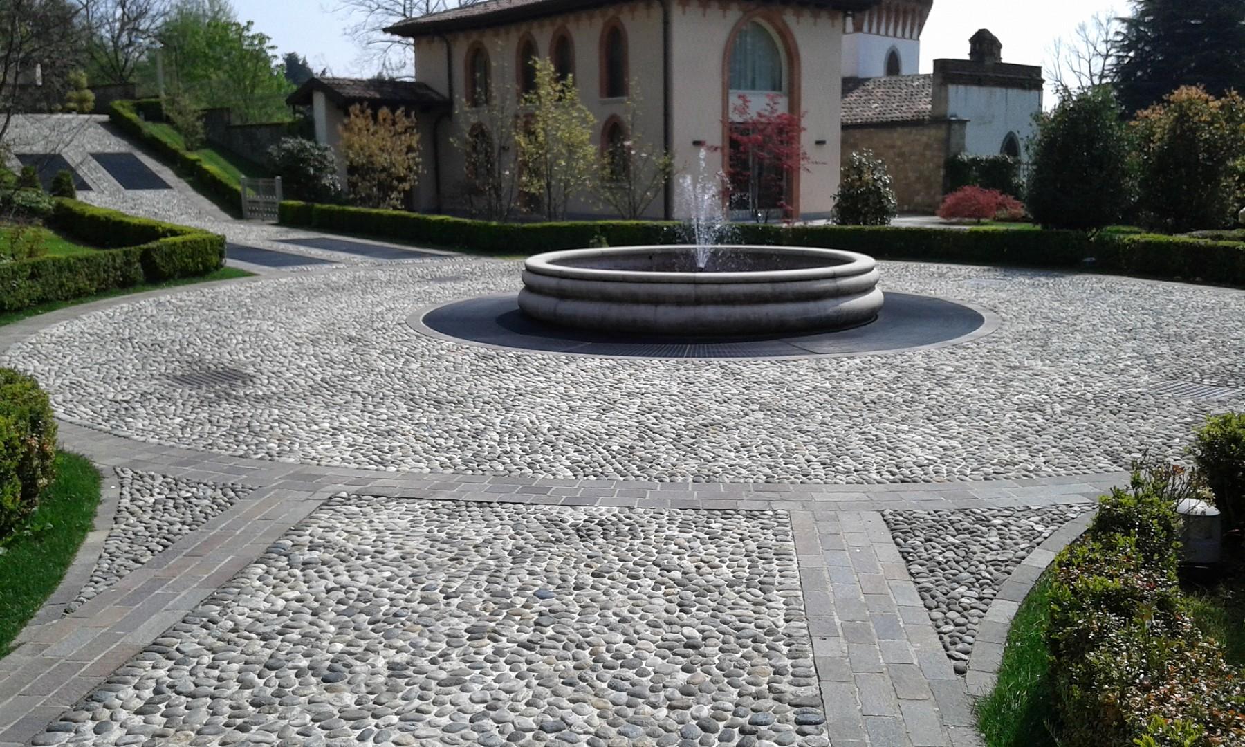 Pavimentazione Giardino In Pietra cabiati materiali edili genova molassana | materiale edile
